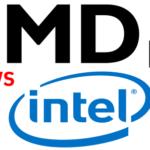 Intel procesory alebo AMD procesory?