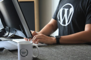 Kurz WordPress