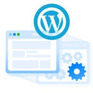 Správa Wordpress stránky