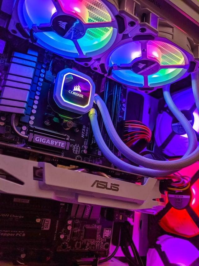 chladenie počítača