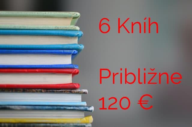 6 kníh