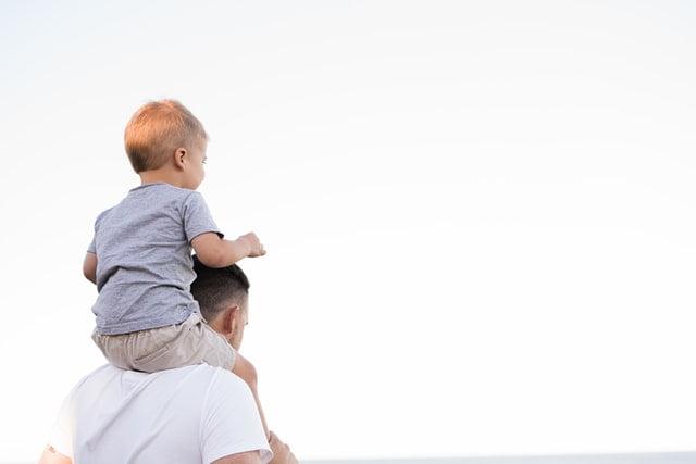 Ako otcova láska pomáha deťom v živote