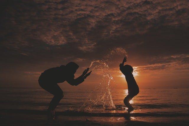 Ako otcova láska pomáha deťom v živote 1
